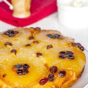 Home-made easy pineapple recipe